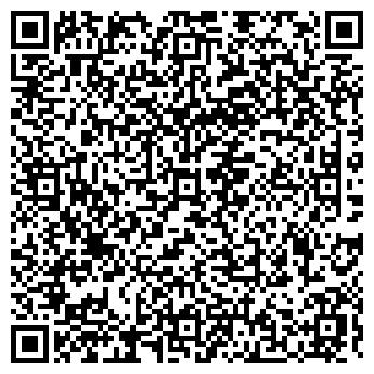 QR-код с контактной информацией организации ДЕТСКИЙ САД № 1068