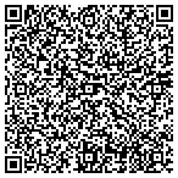 QR-код с контактной информацией организации Детсервис (Detservis), ЧУП