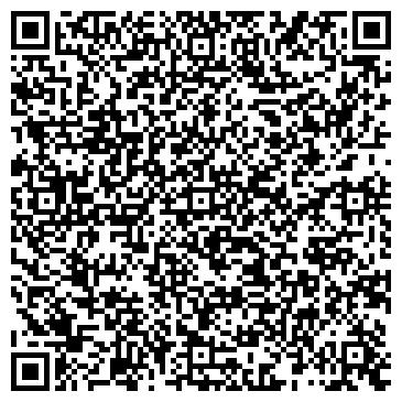QR-код с контактной информацией организации Альфа и Омега, ЧП