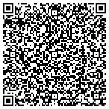 QR-код с контактной информацией организации Экспресс-сервис, ЧП