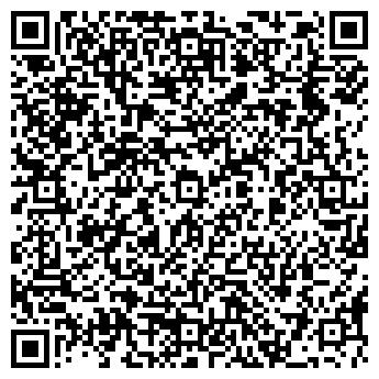 QR-код с контактной информацией организации Лакшери Клаб, ООО