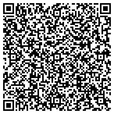 QR-код с контактной информацией организации Интурс-Донецк, ООО