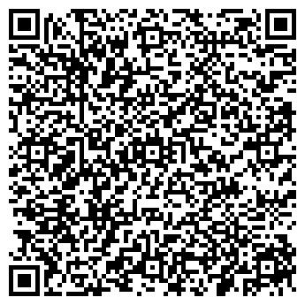 QR-код с контактной информацией организации КРАУН, ООО