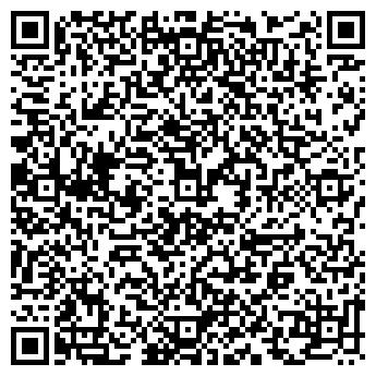 QR-код с контактной информацией организации Акула Тревел, ООО