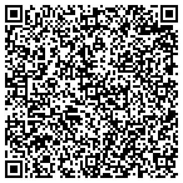 QR-код с контактной информацией организации VIA EST VITA, компания