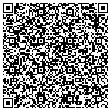QR-код с контактной информацией организации Малибу, туристическое агентство