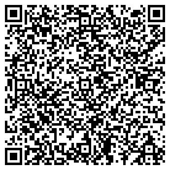 QR-код с контактной информацией организации ГуруТур, ООО