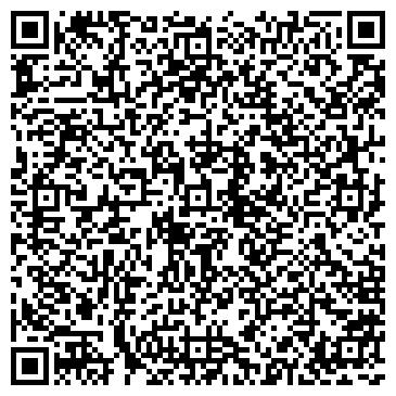QR-код с контактной информацией организации Горячие Туры, Сеть турагентств