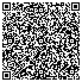 QR-код с контактной информацией организации Мандри клаб, ООО