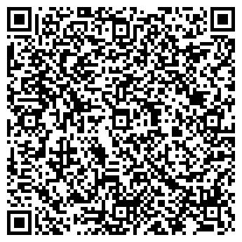 QR-код с контактной информацией организации Юр тур, OOO