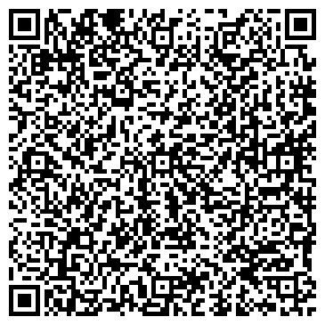 QR-код с контактной информацией организации Аура плюс, ООО