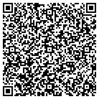 QR-код с контактной информацией организации КСЦ Эврика, ЧП