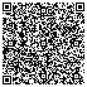 QR-код с контактной информацией организации ORG-TEL, ООО