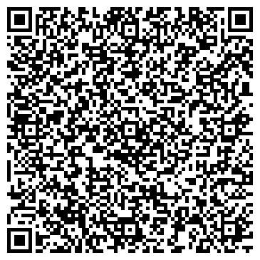 QR-код с контактной информацией организации Донбасс Инвест Центр, ЧП
