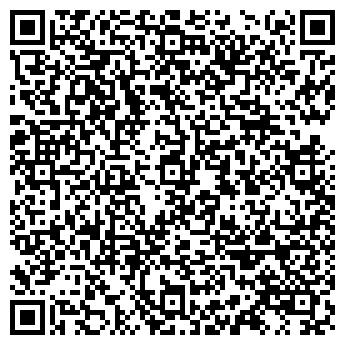 QR-код с контактной информацией организации Интерсервис, ИП