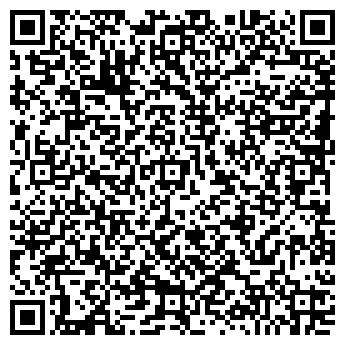 QR-код с контактной информацией организации Боровое, ИП