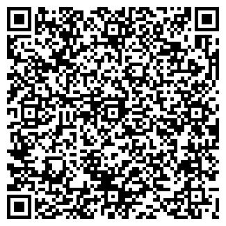 QR-код с контактной информацией организации Глотур