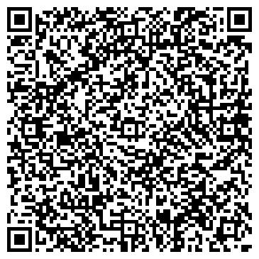 QR-код с контактной информацией организации Ragnar-сервис (Рагнар-сервис), ИП