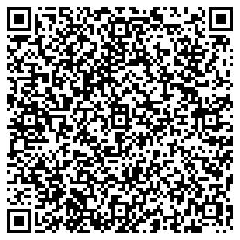 QR-код с контактной информацией организации Леди Красота, ИП