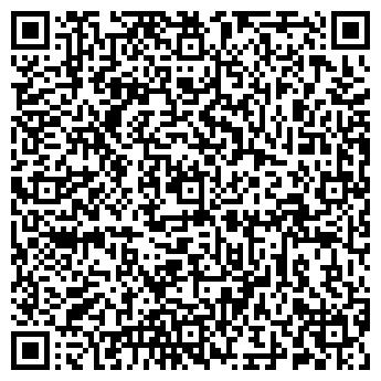 QR-код с контактной информацией организации Бегемот+, ЧП