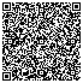 QR-код с контактной информацией организации Геосервис, ДП