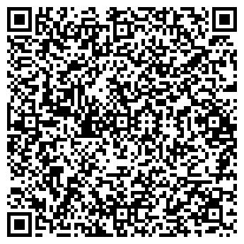 QR-код с контактной информацией организации Фрундин, ЧП