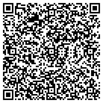 QR-код с контактной информацией организации Три дуба, ИП