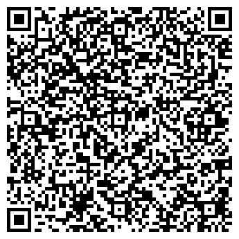 QR-код с контактной информацией организации Агротика, ЧПУП