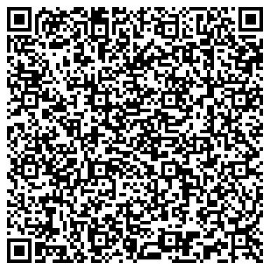 QR-код с контактной информацией организации Студия флористики и декора Ксении Волковой, ЧП