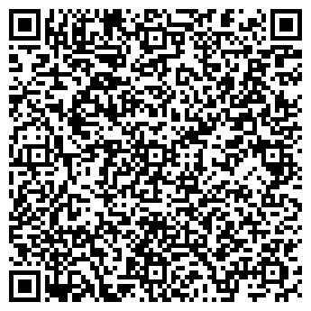 QR-код с контактной информацией организации АБВ-клининг, ООО
