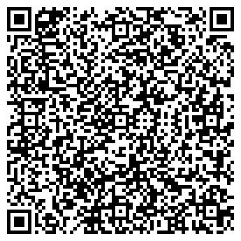 QR-код с контактной информацией организации КлинШторм, ООО