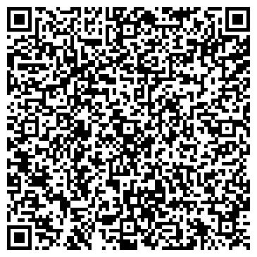 QR-код с контактной информацией организации Планета чистоты, клининговая компания