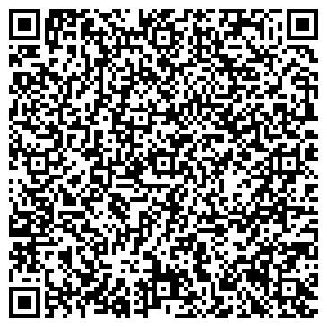 QR-код с контактной информацией организации Салон гардин Вернисаж, ООО
