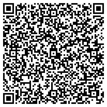 QR-код с контактной информацией организации Снежный барс, ЧП