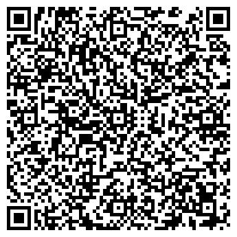 QR-код с контактной информацией организации АкваСАД, ЧП