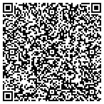QR-код с контактной информацией организации Дизайн-студия Доминика, ЧП