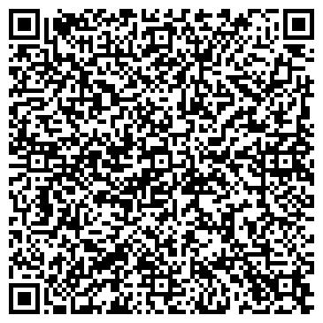 QR-код с контактной информацией организации Терра дизайн, ЧП