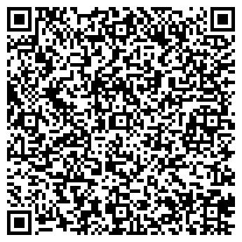 QR-код с контактной информацией организации Декор - мастера, СПД