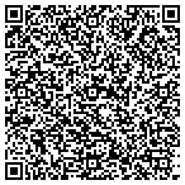 QR-код с контактной информацией организации Дизайн студия Ширмана, ООО