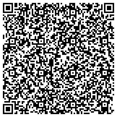QR-код с контактной информацией организации ЭкоСтиль студия ландшафтного дизайна, ООО