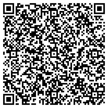 QR-код с контактной информацией организации Астерис-Украина, ООО