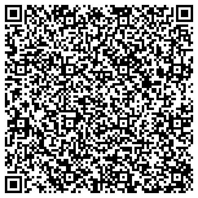 QR-код с контактной информацией организации ДСПлюс (студия ландшафтного дизайна), ООО
