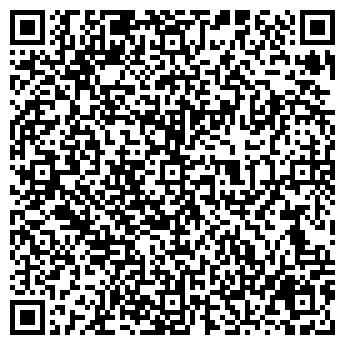 QR-код с контактной информацией организации Акваформ, СПД
