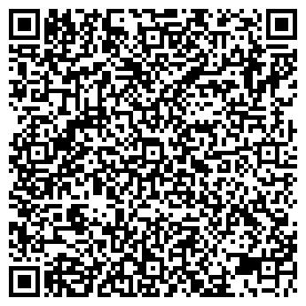 QR-код с контактной информацией организации Глория Флора, ООО