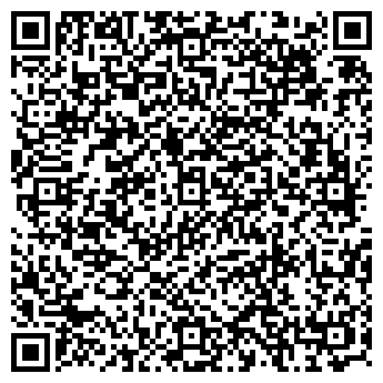 QR-код с контактной информацией организации Садовый дизайн, ЧП