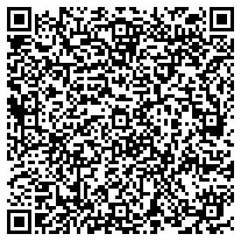 QR-код с контактной информацией организации Киевзеленстрой, КО