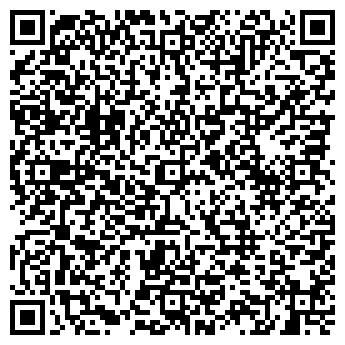QR-код с контактной информацией организации Атехно, ООО