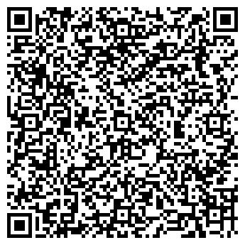 QR-код с контактной информацией организации Fresh Vision, ООО