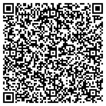 QR-код с контактной информацией организации Кругле Дизайн Студия, ЧП