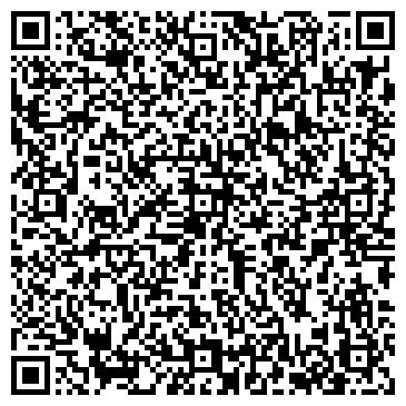 QR-код с контактной информацией организации Интерфлора, ФГ